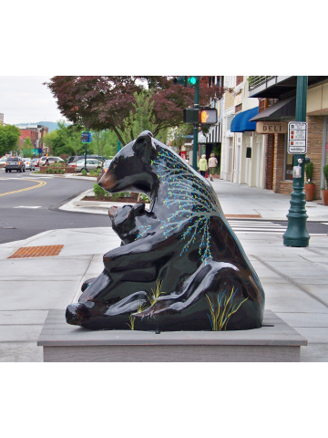 Public Art - Downtown Bears